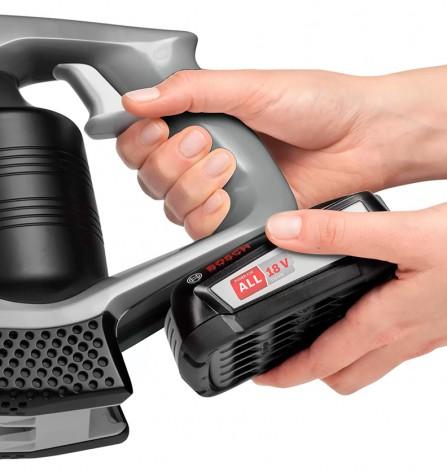Аккумуляторный пылесос Unlimited Bosch BCS1ULTD