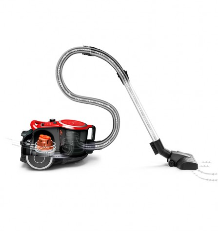 Контейнерный пылесос ProPower BGS412234A