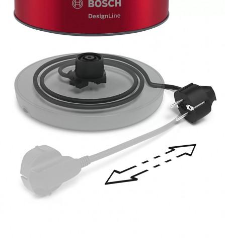 Чайник DesignLine Bosch TWK4P434
